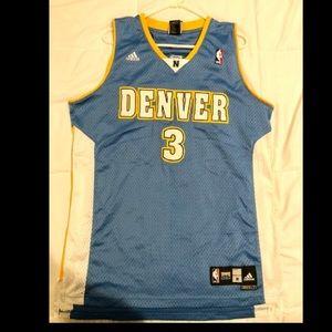 Adidas Denver Nuggets Allen Iverson Swingman